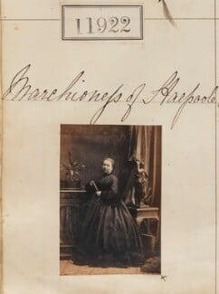 Maria (née Dunn), Duchess de Stacpoole, by Camille Silvy - NPG Ax61600