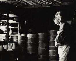 Bernard Howell Leach, by Ida Kar - NPG x132787