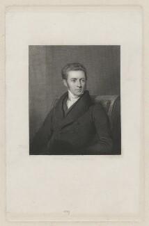 John Harris, by Richard Woodman, after  Henry Room - NPG D35522