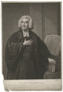 Richard Harrison, by and published by Charles Knight, after  Nathaniel Hone - NPG D35528