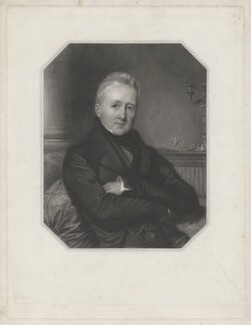Dudley Ryder, 1st Earl of Harrowby, by Henry Bryan Hall, after  Madame Meunier - NPG D35539