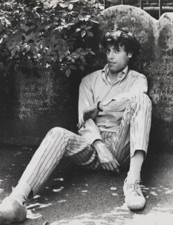 Tom Stoppard, by Lord Snowdon - NPG P842