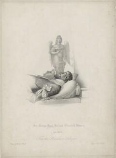 Elizabeth Hart (née Bowes); Sir George Hart, by John Samuel Agar, after  Herbert Luther Smith - NPG D35547