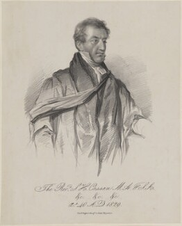 Stephen Hyde Cassan, printed by Day & Haghe - NPG D35583