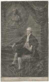 Warren Hastings, by and published by Henry Hudson, after  Arthur William Devis - NPG D35565