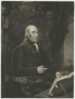 Francis Rawdon-Hastings, 1st Marquess of Hastings, by Charles Turner, after  James Ramsay - NPG D35569