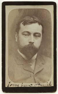 Harry Furniss, by Unknown photographer - NPG x132799