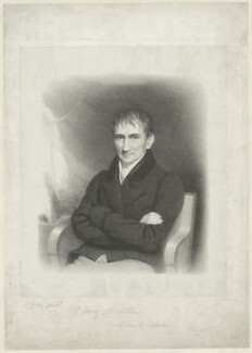 Henry Thatcher, by G.F. Storm, after  William Gray - NPG D35574
