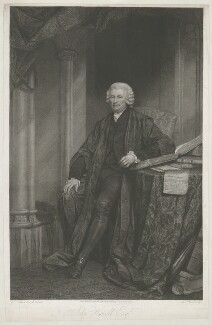 John Hatsell, by and published by Charles Picart, after  James Northcote, published 15 January 1806 - NPG D35577 - © National Portrait Gallery, London