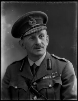 Sir Philip Geoffrey Twining, by Bassano Ltd - NPG x154493