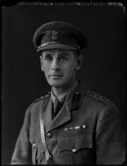 Frederick Ingall Anderson, by Bassano Ltd, 21 May 1919 - NPG x154515 - © National Portrait Gallery, London