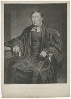 Robert Hawker, by William Blake, published by  A.A. Paris, after  John Ponsford - NPG D35614