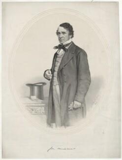 Sir John Hawkshaw, by George B. Black - NPG D35621