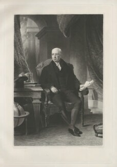 William Robert Hay, by Samuel William Reynolds Jr, published by  Thomas Agnew, after  James Lonsdale - NPG D35628