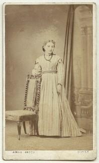 Ada Louisa Mayer (née Dalziel), by Amos - NPG x132809