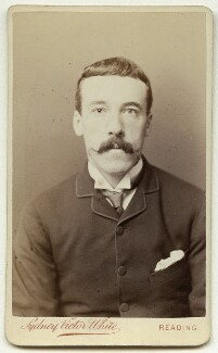 Alfred George Hastings White, by Sydney Victor White - NPG x132811