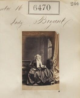 Elizabeth, Lady Bryant, by Camille Silvy - NPG Ax56404