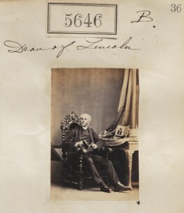 Thomas Garnier, by Camille Silvy - NPG Ax55601