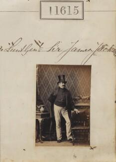 Sir James Jackson, by Camille Silvy - NPG Ax61298