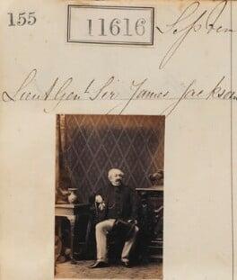 Sir James Jackson, by Camille Silvy - NPG Ax61299