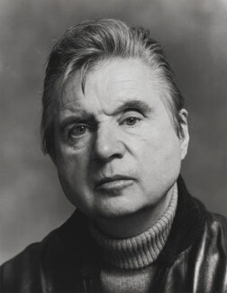 Francis Bacon, by Dmitri Kasterine - NPG P1321