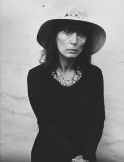 Dame Beryl Bainbridge, by Dmitri Kasterine - NPG P1322