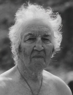 Robert Graves, by Dmitri Kasterine - NPG P1329