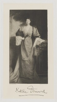 Katherine Mary Drummond (née Antrobus), by Frederick John Jenkins, published by  Hutchinson & Co, after  Ellis William Roberts - NPG D35587