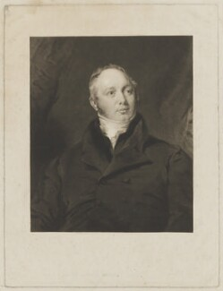 Henry Joseph Thomas Drury, by Thomas Hodgetts, after  Margaret Sarah Carpenter - NPG D35588