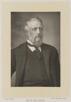Sir William MacCormac, 1st Bt, by W. & D. Downey, published by  Cassell & Company, Ltd - NPG Ax27907