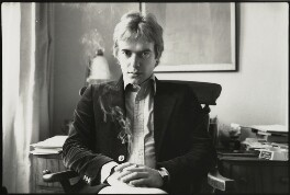 Martin Amis, by Angela Gorgas - NPG x133037