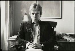 Martin Amis, by Angela Gorgas, 1978 - NPG x133037 - © Angela Gorgas