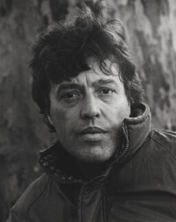 Sir Tom Stoppard, by Dmitri Kasterine - NPG P1340