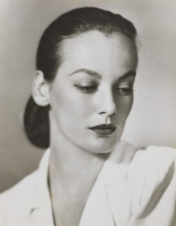 Faye Margaret Emerson, by Dorothy Wilding - NPG x132819