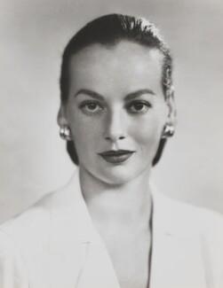 Faye Margaret Emerson, by Dorothy Wilding - NPG x132820