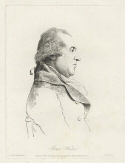 Thomas Hearne, by William Daniell, after  George Dance - NPG D35648