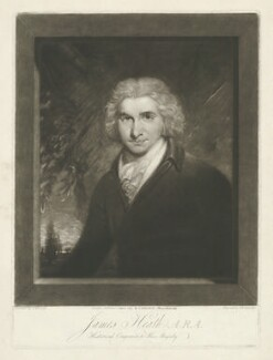 James Heath, by Samuel William Reynolds, published by  Peter Brown, after  Thomas Kearsley - NPG D35652