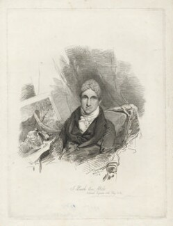 James Heath, by Mrs D. Turner, after  William Behnes - NPG D35653