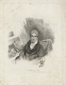 James Heath, by Mrs D. Turner, after  William Behnes - NPG D35654