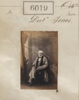 Henry Bence Jones, by Camille Silvy - NPG Ax55973