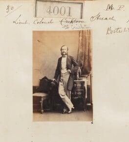 James Frederick Dudley Crichton-Stuart, by Camille Silvy - NPG Ax54016