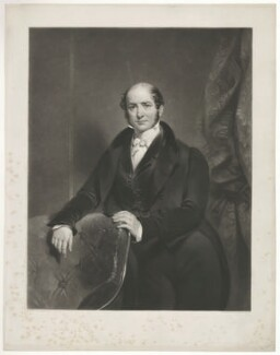 R. Heartwright, by Samuel Bellin, after  John Wood - NPG D35675