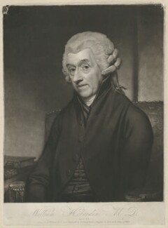 William Heberden the Elder, by James Ward, published by and after  Sir William Beechey - NPG D35681