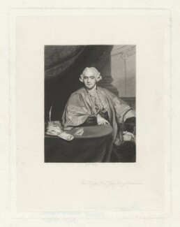 John Hely-Hutchinson, by George H. Every, after  Sir Joshua Reynolds - NPG D35684