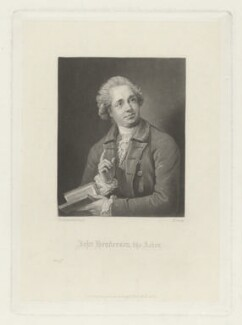 John Henderson, by Richard Josey, published by  Henry Graves & Co, after  Thomas Gainsborough - NPG D35689