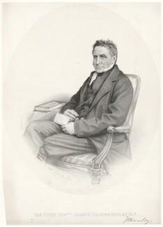 Joseph Warner ('J.W.') Henley, by George B. Black - NPG D35693
