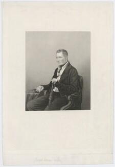 Joseph Warner ('J.W.') Henley, by Daniel John Pound, after  John Jabez Edwin Mayall - NPG D35695