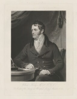 William Henry, by Henry Cousins, published by  Thomas Agnew, after  James Lonsdale - NPG D35698