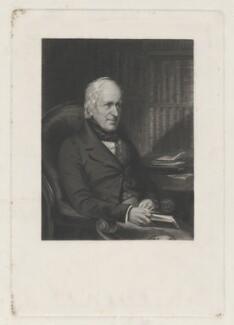 Sir Robert Heron, 2nd Bt, by Unknown artist - NPG D35711