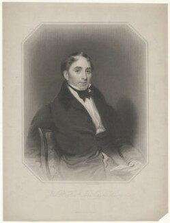 John Charles Herries, by Samuel Freeman, published by  George Virtue - NPG D35715
